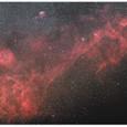 ガム星雲中心部