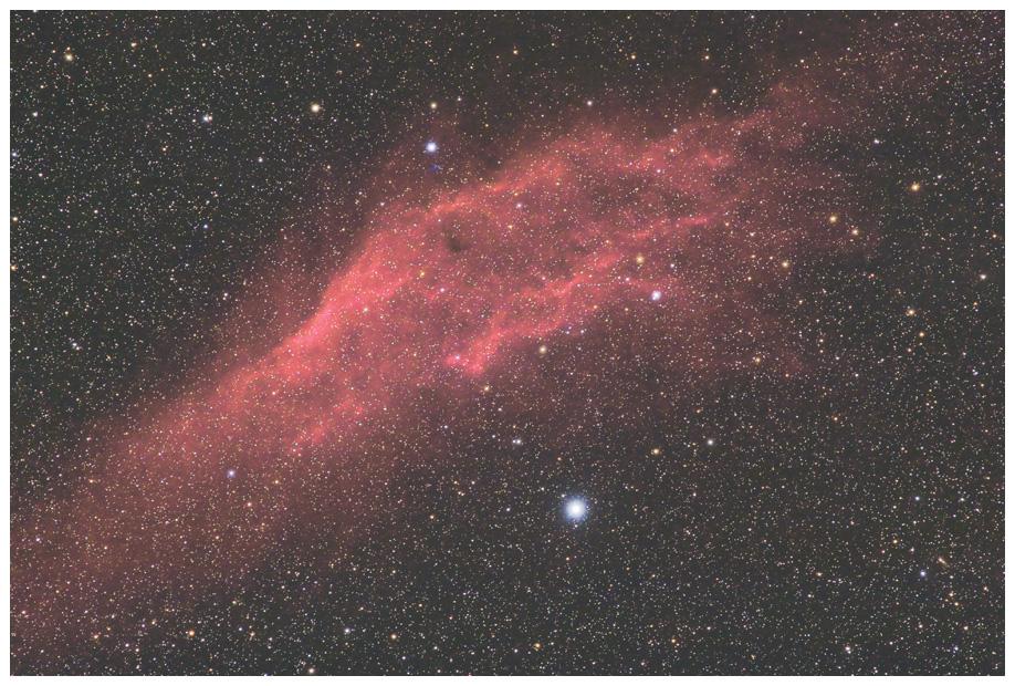 カリフォルニア星雲