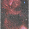 コーン~バラ星雲