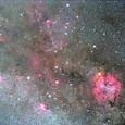 IC1396周辺