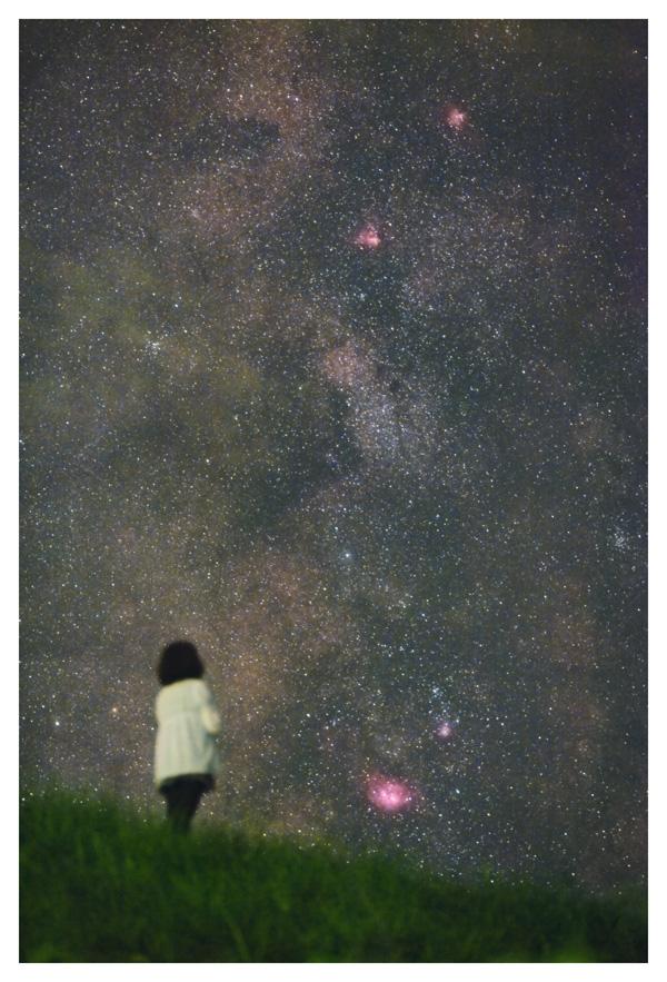 星に願いを。。。